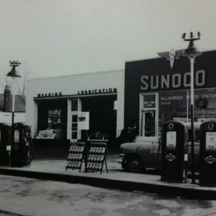 Fallingbrook Gas Station Sunoco